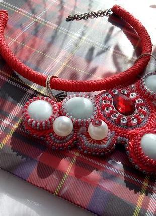 Колье,ожерелье
