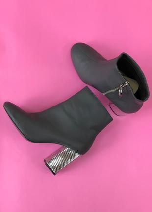 Ботинки со стальным каблуком  sh1843106  primark