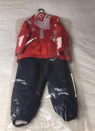 Зимний термо - костюм reima на рост 98 см.