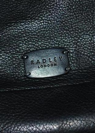 Кожаная сумка radley оригинал radley