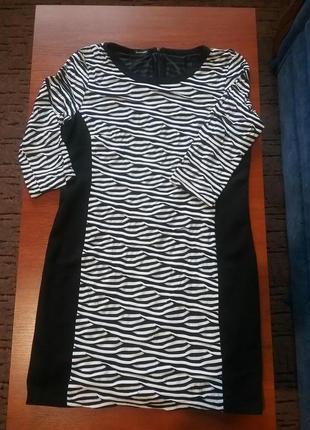 Трикотажное платье gerry weber p. 50-52