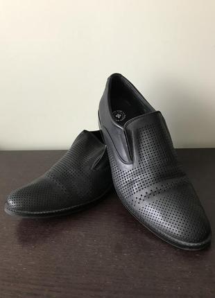 Классические туфли rieker