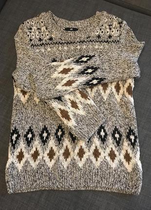 Классный свитер от h&m