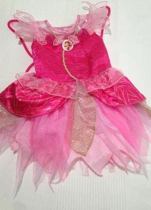 Карнавальный костюм феи для малышки 👑👑👑