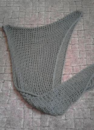 Вязаный шарф northland