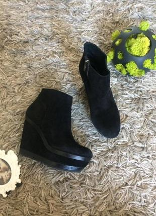 Крутые ботинки ash италия 37 р