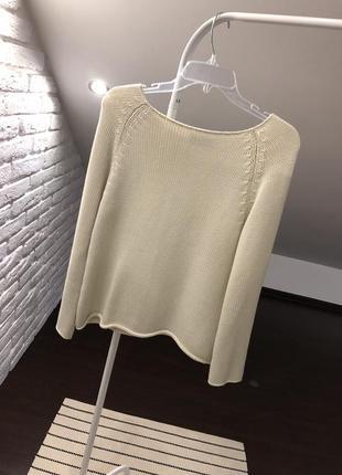 Кофта свитер италия zanone