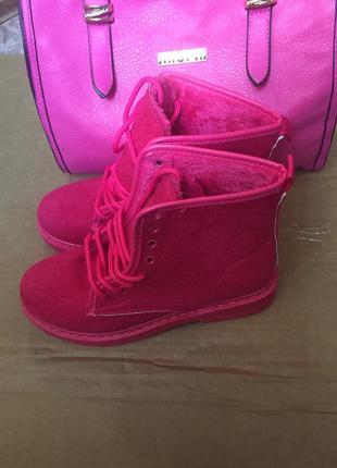 Ботинки, сапоги женские новые
