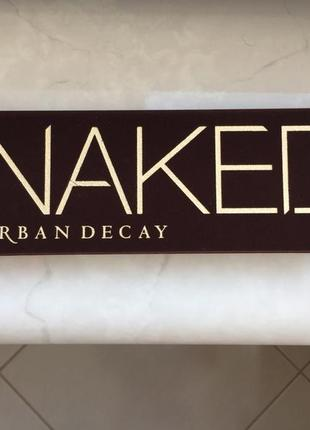 Палетка naked