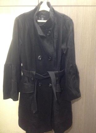 Пальто демисезонное размер xl