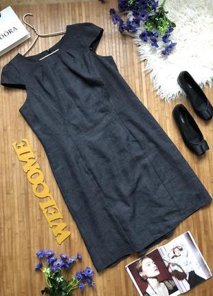 Стильное классическое платье футляр