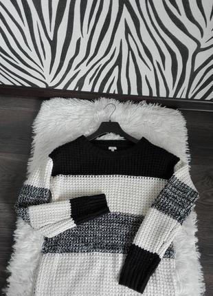 Теплий свитер в стилі zara