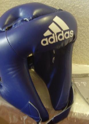 Шлем боксёрский известного бреда... размер - l ..на 58-60 см  ..