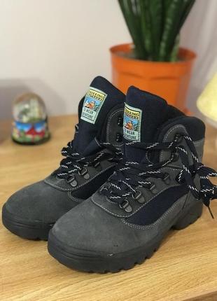 Треккинговые ботинки kathmandu , осень/зима, 38 размер. подкладка - gore tex