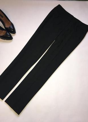 Идеальные брюки для офиса! базовые брюки со стрелками и высокой талией.