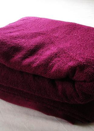 Махровое полотенце 100х180 см