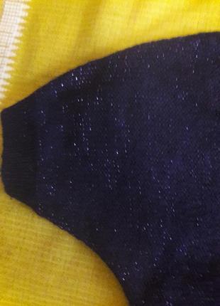 Болеро шерсть баклажан разм.м2 фото