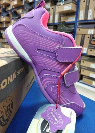 Качественные детские кроссовки/bona-672b