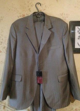 Классический деловой костюм daniel perry