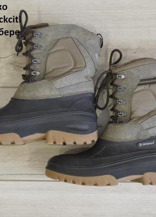 d3789d351602 Мужские термо сапоги,зимние ботинки фирмы spirale raw terrein р-41 ...