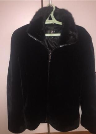 Куртка с мутона