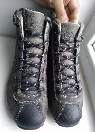 Ботинки jack wolfskin 39-40р весна-осень