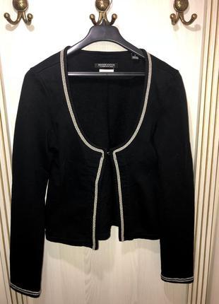 Стильный пиджак/блейзер/жакет с застежкой maison scotch