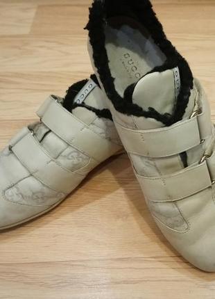 Женские кроссовки Gucci (Гуччи) 2019 - купить недорого вещи в ... 1ce2ad628de8b