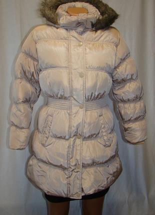 Пальто детское next (размер 152 (11-12лет))