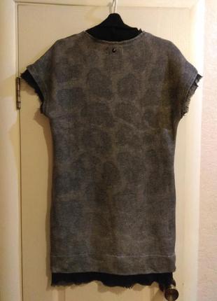 Платье-свитшот diesel