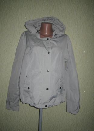 Качественная новая куртка ветровка cecil,германия