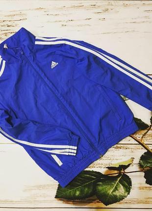 Adidas спортивная кофта 9-10 лет 140 р
