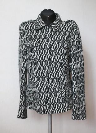 Жакет пиджак 100% шерсть  luisa cerano германия