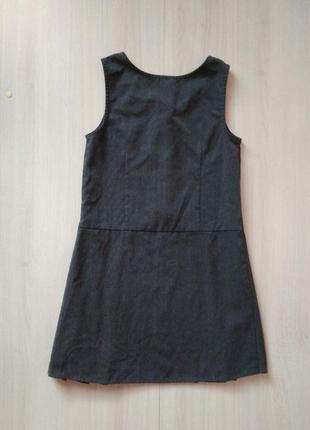 Школьный сарафан платье форма f&f4