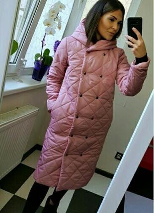 Пуховик - пальто - одеяло зима!