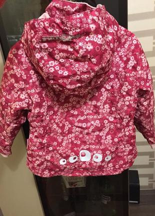 Сортивна- дижна курточка 92 см