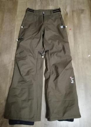Сноубордические брюки roxy.