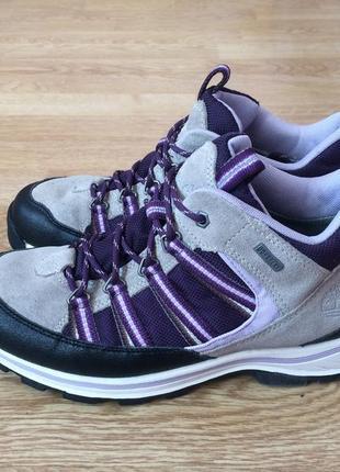 Термо ботинки timberland 38 размера с мембраной gore-tex в идеальном состоянии