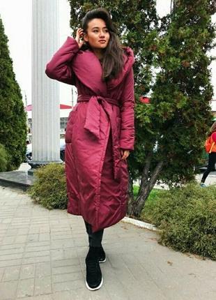 Ультрамодное пальто одеяло силикон!