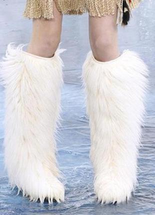 Супер-теплые модные сапожки угги 38р.(24,5)