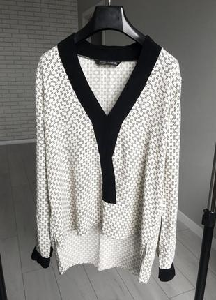 Белая блузка / блуза zara