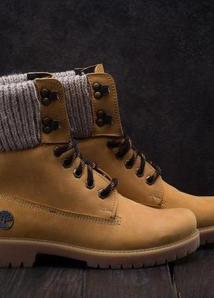 Женские зимние ботинки3