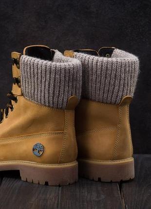 Женские зимние ботинки2