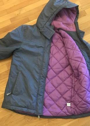 Тёплая термо-куртка