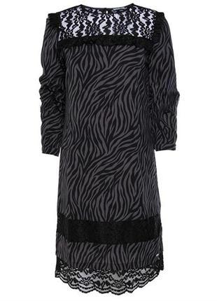 Сукня liu jo в колір чорний