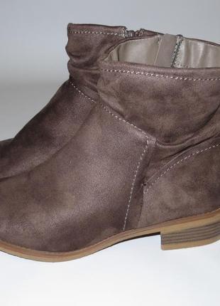 Мега удобные деми ботинки