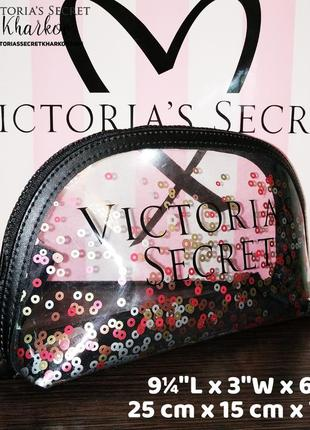 Стильная косметичка от victoria's secret