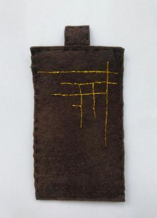 Эксклюзивный защитный чехол для телефона. подарок на новый год