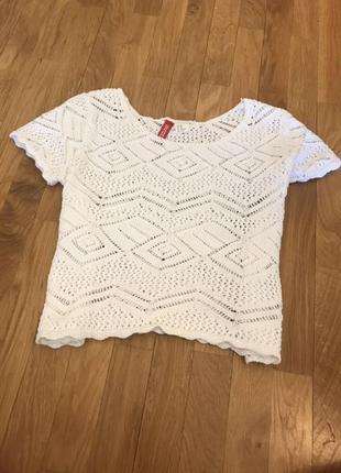Стильная блуза h&m