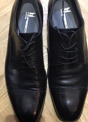Мужские классические туфли moreschi 8, 5 размер